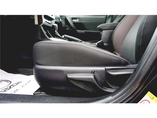 2019 Toyota Corolla  (Stk: DR150) in Hamilton - Image 16 of 39