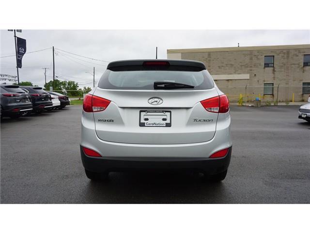 2012 Hyundai Tucson  (Stk: HN1886A) in Hamilton - Image 4 of 11