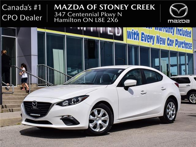 2016 Mazda Mazda3 GX (Stk: SU1356) in Hamilton - Image 1 of 22