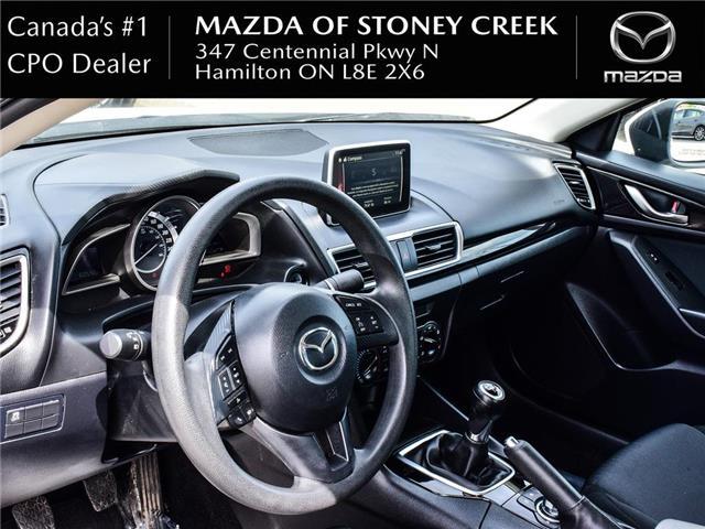 2016 Mazda Mazda3 GX (Stk: SU1356) in Hamilton - Image 9 of 22