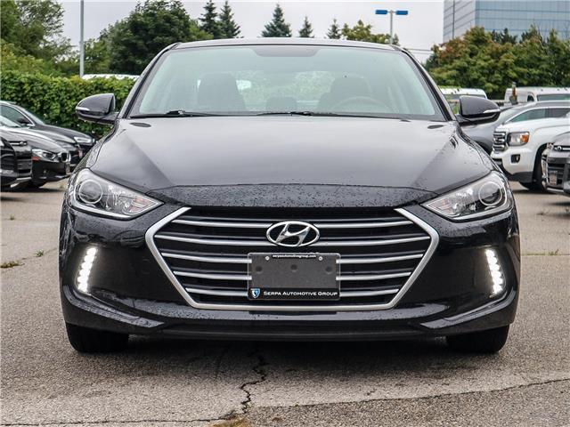 2018 Hyundai Elantra  (Stk: 5E1121) in Toronto - Image 2 of 24