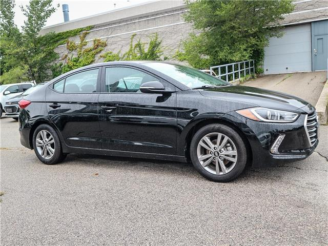 2018 Hyundai Elantra  (Stk: 5E1121) in Toronto - Image 4 of 24