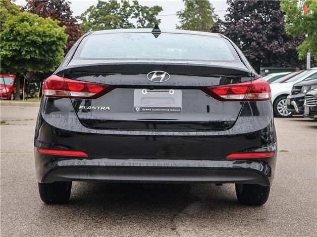 2018 Hyundai Elantra  (Stk: 5E1121) in Toronto - Image 6 of 24