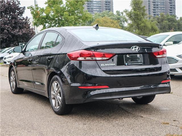 2018 Hyundai Elantra  (Stk: 5E1121) in Toronto - Image 7 of 24