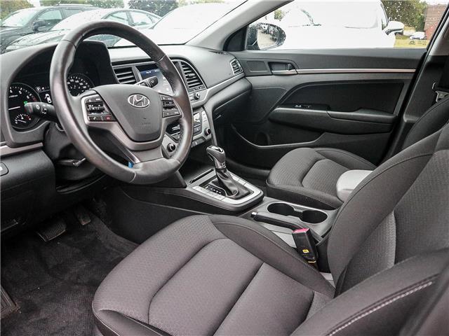 2018 Hyundai Elantra  (Stk: 5E1121) in Toronto - Image 10 of 24