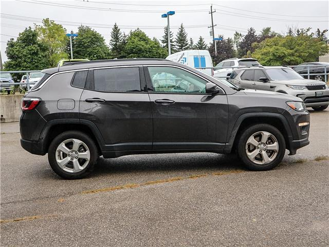 2018 Jeep Compass North (Stk: P1303A) in Toronto - Image 4 of 27
