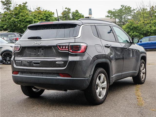 2018 Jeep Compass North (Stk: P1303A) in Toronto - Image 5 of 27