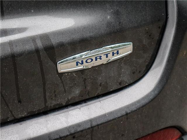 2018 Jeep Compass North (Stk: P1303A) in Toronto - Image 21 of 27
