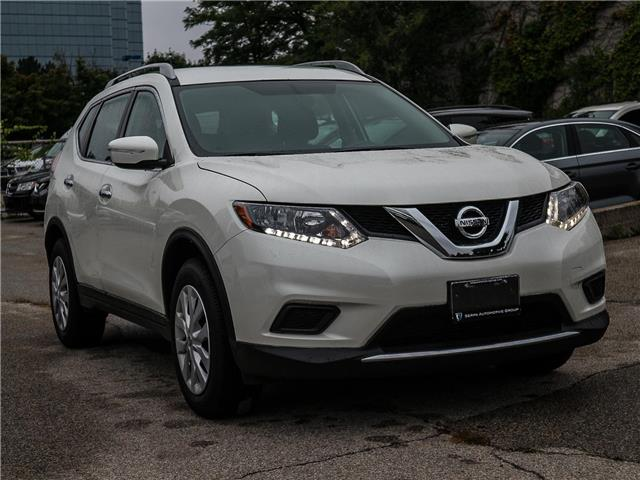 2015 Nissan Rogue  (Stk: SE1125) in Toronto - Image 3 of 24