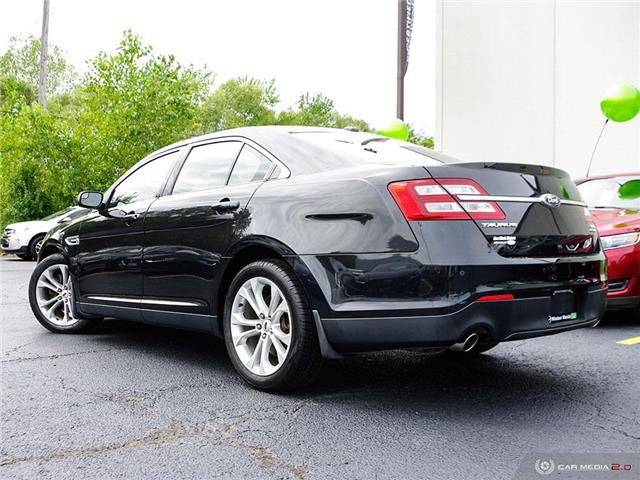2013 Ford Taurus SEL (Stk: TR7684) in Windsor - Image 4 of 27
