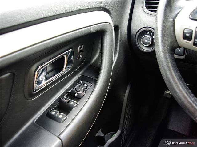 2013 Ford Taurus SEL (Stk: TR7684) in Windsor - Image 17 of 27
