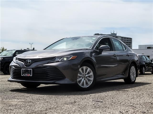 2019 Toyota Camry LE (Stk: 93045) in Waterloo - Image 1 of 18