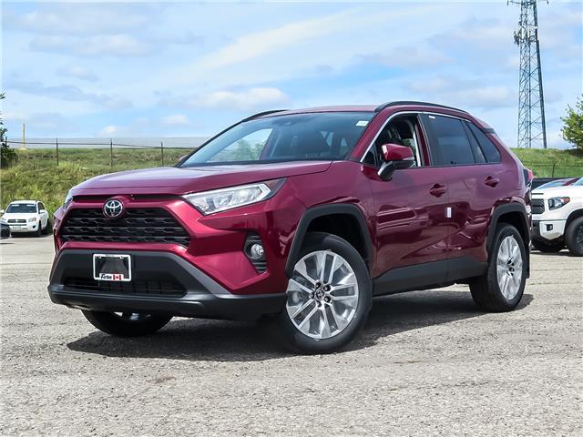 2019 Toyota RAV4 XLE (Stk: 95551) in Waterloo - Image 1 of 19