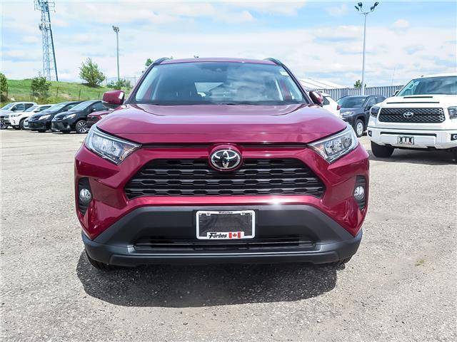 2019 Toyota RAV4 XLE (Stk: 95551) in Waterloo - Image 2 of 19