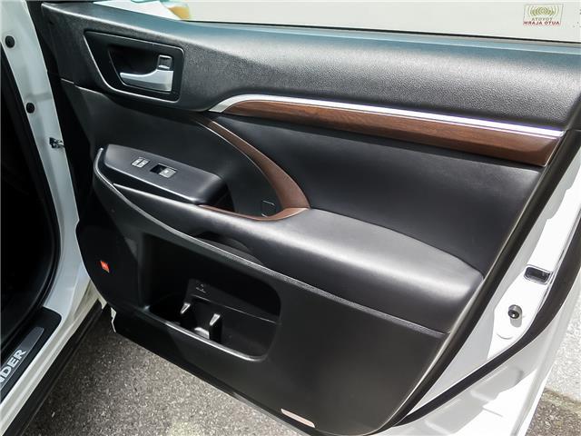 2016 Toyota Highlander Limited (Stk: 95545R) in Waterloo - Image 23 of 27