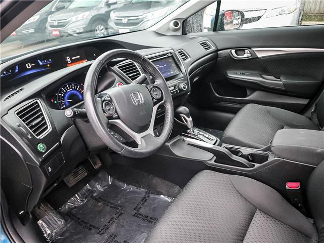2014 Honda Civic EX (Stk: 19848A) in Milton - Image 10 of 25