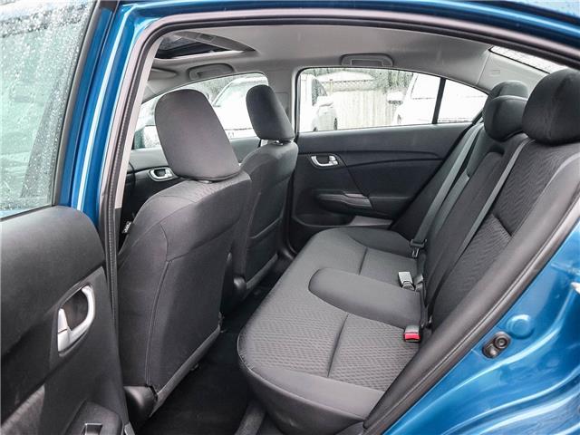 2014 Honda Civic EX (Stk: 19848A) in Milton - Image 12 of 25