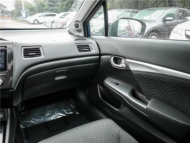 2014 Honda Civic EX (Stk: 19848A) in Milton - Image 16 of 25