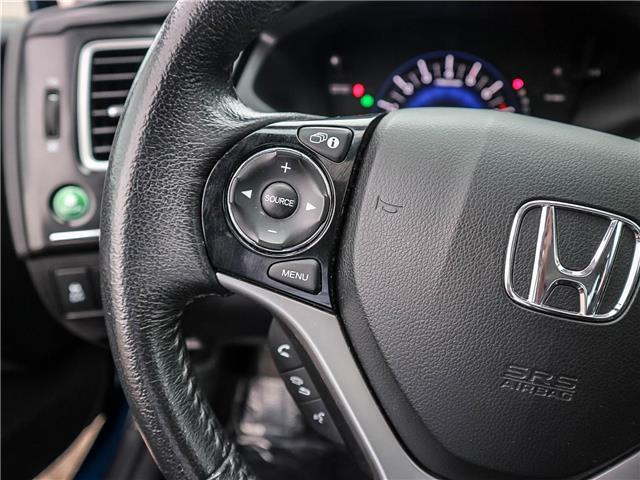 2014 Honda Civic EX (Stk: 19848A) in Milton - Image 24 of 25
