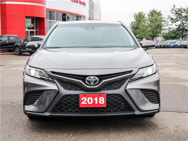 2018 Toyota Camry  (Stk: 191019A) in Milton - Image 2 of 26