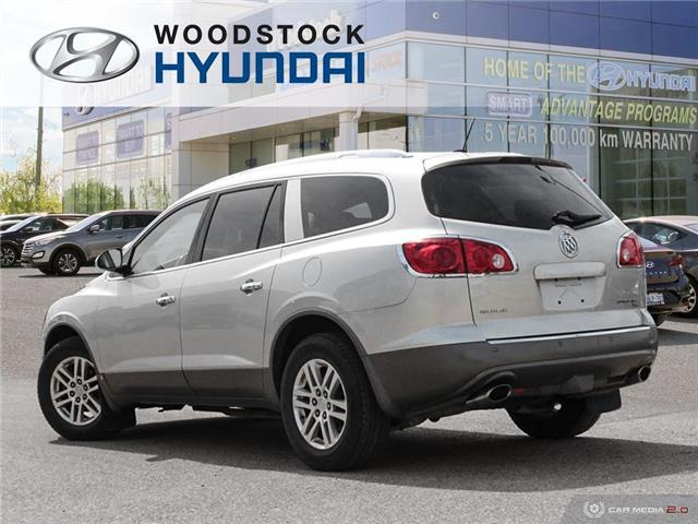 2008 Buick Enclave CX (Stk: P1383A) in Woodstock - Image 4 of 27