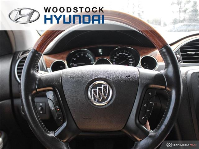 2008 Buick Enclave CX (Stk: P1383A) in Woodstock - Image 7 of 27