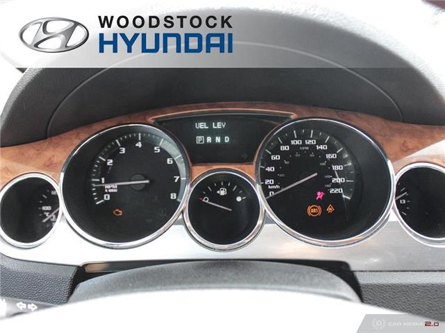2008 Buick Enclave CX (Stk: P1383A) in Woodstock - Image 8 of 27