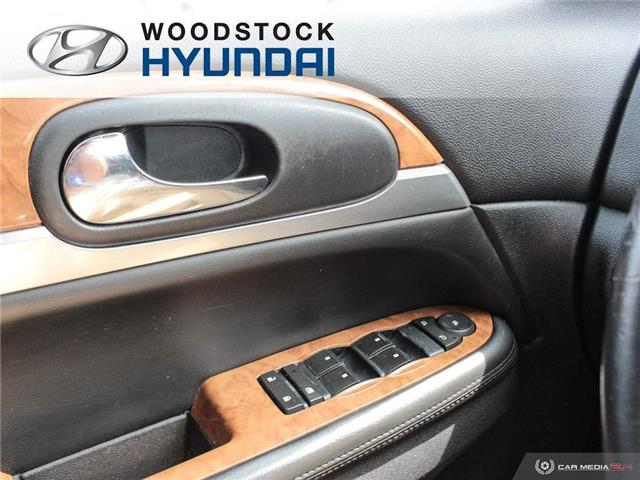 2008 Buick Enclave CX (Stk: P1383A) in Woodstock - Image 10 of 27