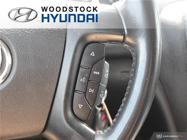 2008 Buick Enclave CX (Stk: P1383A) in Woodstock - Image 11 of 27