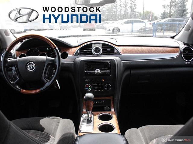 2008 Buick Enclave CX (Stk: P1383A) in Woodstock - Image 18 of 27