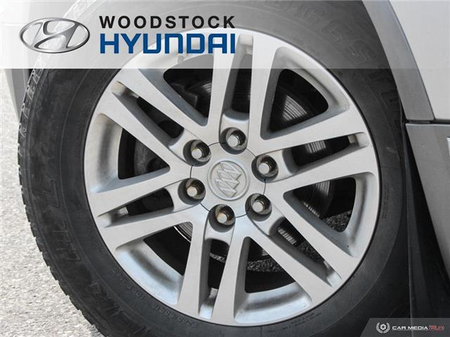 2008 Buick Enclave CX (Stk: P1383A) in Woodstock - Image 21 of 27
