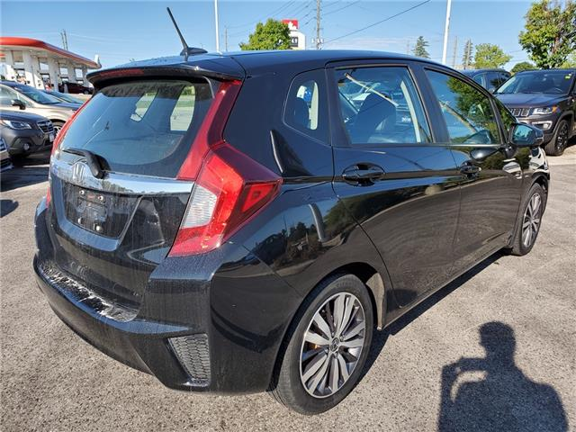2015 Honda Fit EX-L Navi (Stk: 9S1151AB) in Whitby - Image 5 of 28