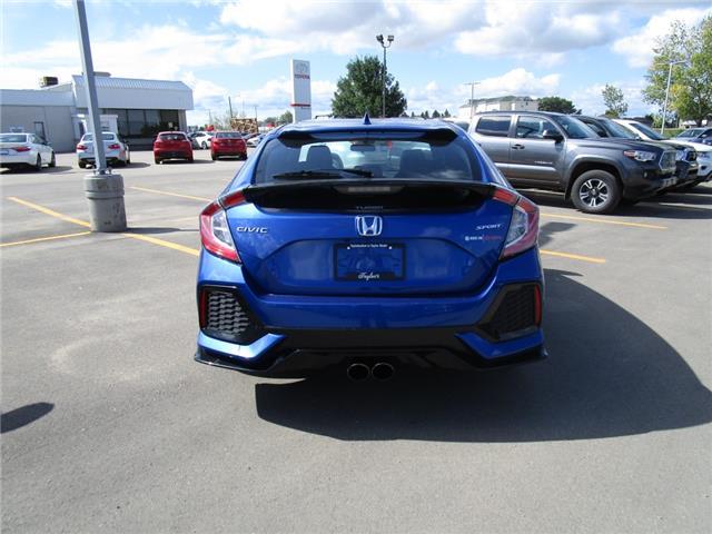 2017 Honda Civic Sport (Stk: 1991921) in Moose Jaw - Image 7 of 27