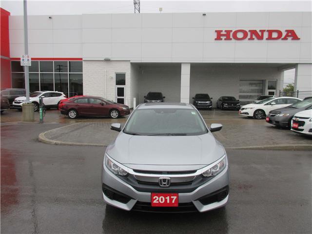 2017 Honda Civic EX (Stk: VA3591) in Ottawa - Image 2 of 18