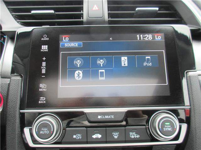 2017 Honda Civic EX (Stk: VA3591) in Ottawa - Image 14 of 18
