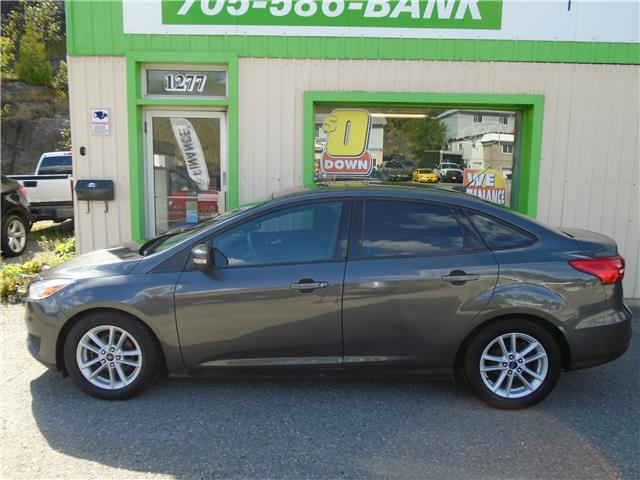 2015 Ford Focus SE (Stk: ) in Sudbury - Image 1 of 6
