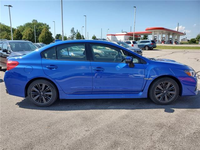 2017 Subaru WRX Sport (Stk: 19S1238A) in Whitby - Image 6 of 20