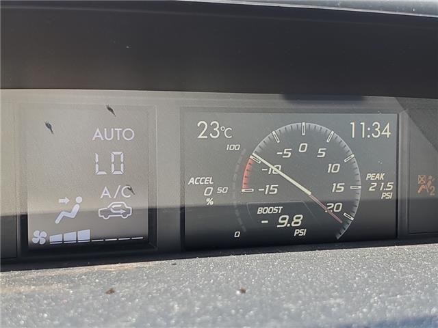 2017 Subaru WRX Sport (Stk: 19S1238A) in Whitby - Image 13 of 20