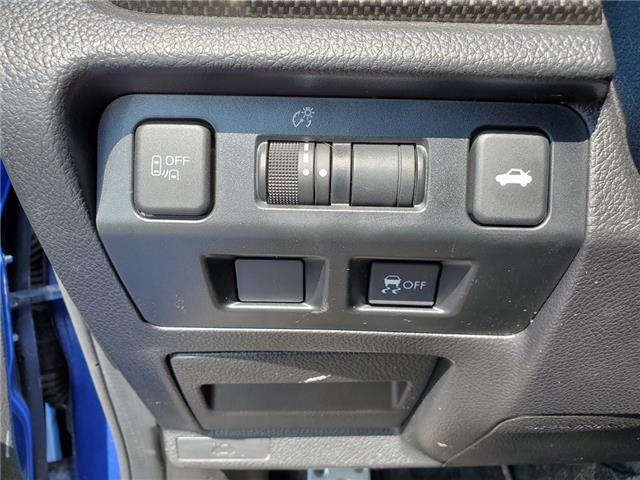 2017 Subaru WRX Sport (Stk: 19S1238A) in Whitby - Image 17 of 20