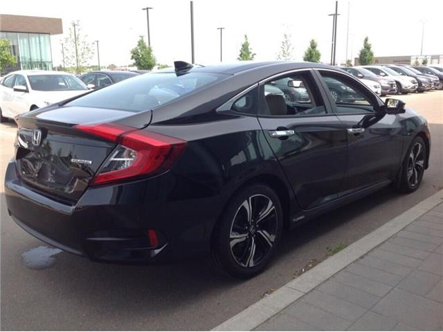 2016 Honda Civic Touring (Stk: I190335A) in Mississauga - Image 3 of 14