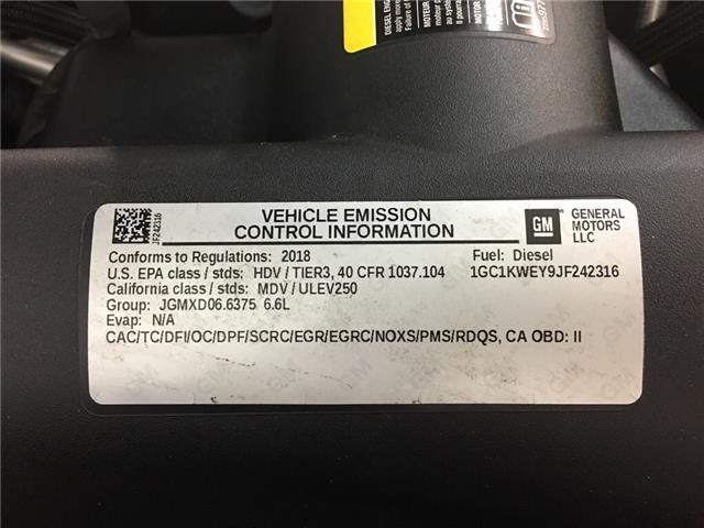 2018 Chevrolet Silverado 2500HD LTZ (Stk: 35602W) in Belleville - Image 24 of 27