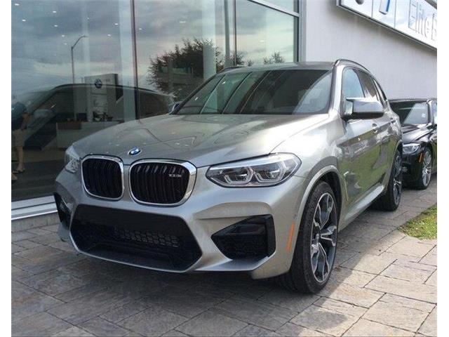 2020 BMW X3 M  (Stk: 13468) in Gloucester - Image 1 of 16