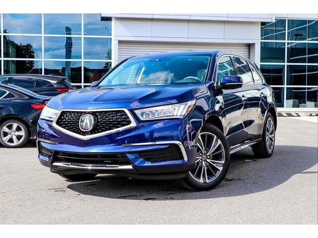 2020 Acura MDX Tech (Stk: 18845) in Ottawa - Image 1 of 30