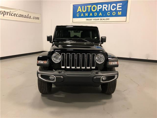 2019 Jeep Wrangler Unlimited Sahara (Stk: D0519) in Mississauga - Image 2 of 28