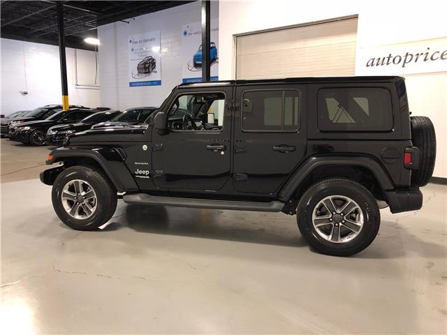 2019 Jeep Wrangler Unlimited Sahara (Stk: D0519) in Mississauga - Image 4 of 28