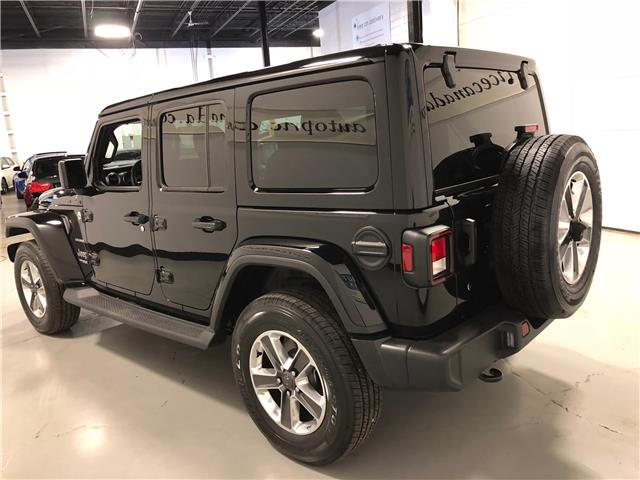 2019 Jeep Wrangler Unlimited Sahara (Stk: D0519) in Mississauga - Image 5 of 28
