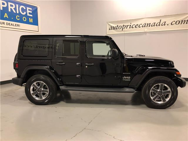 2019 Jeep Wrangler Unlimited Sahara (Stk: D0519) in Mississauga - Image 6 of 28
