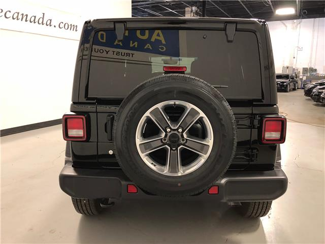 2019 Jeep Wrangler Unlimited Sahara (Stk: D0519) in Mississauga - Image 7 of 28