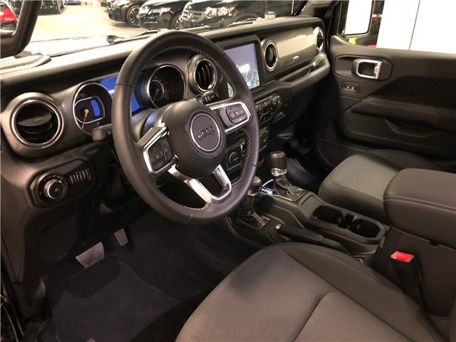 2019 Jeep Wrangler Unlimited Sahara (Stk: D0519) in Mississauga - Image 9 of 28
