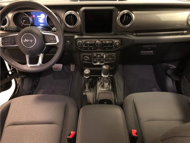 2019 Jeep Wrangler Unlimited Sahara (Stk: D0519) in Mississauga - Image 10 of 28